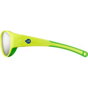 Julbo Puzzle Spectron 4 Sunglasses Kids 3-5Y Green/Green-Gray Flash Silver